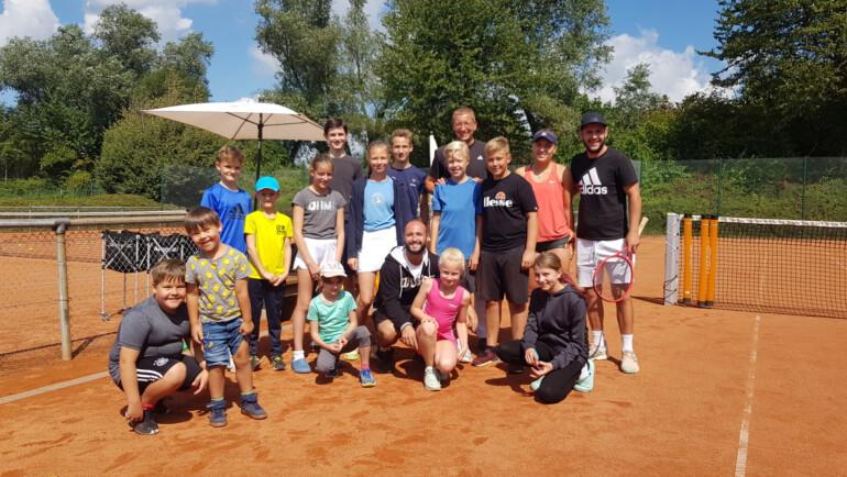 Sommer-Tenniscamp der Tennisschule BigPoint