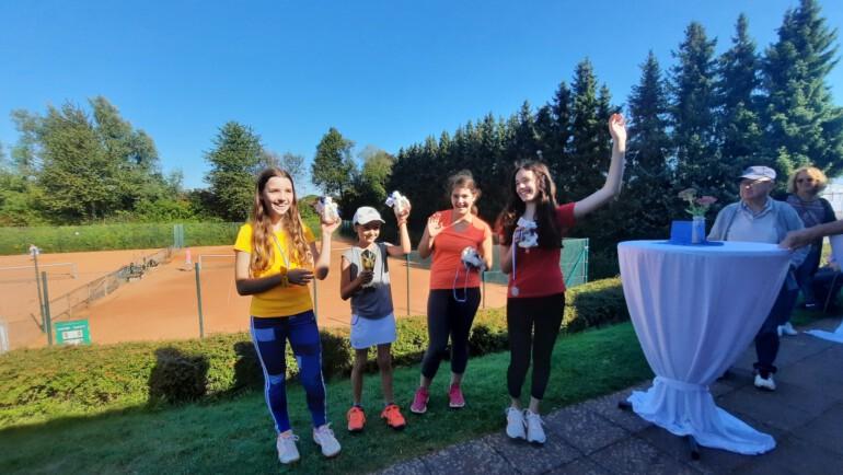 Clubmeisterschaften der Kinder und Jugendlichen